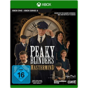 Peaky Blinders: Mastermind [Xbox One]