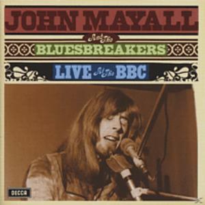 J&the Bluesbreakers Mayall, John Mayall - Live At The Bbc [CD]
