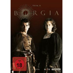 BORGIA - TEIL 3 [DVD]