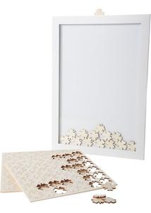 Gästebuch mit 84 Kleeblättern