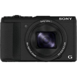 SONY Cyber-shot DSC-HX60 NFC Digitalkamera, 20.4 Megapixel in Schwarz