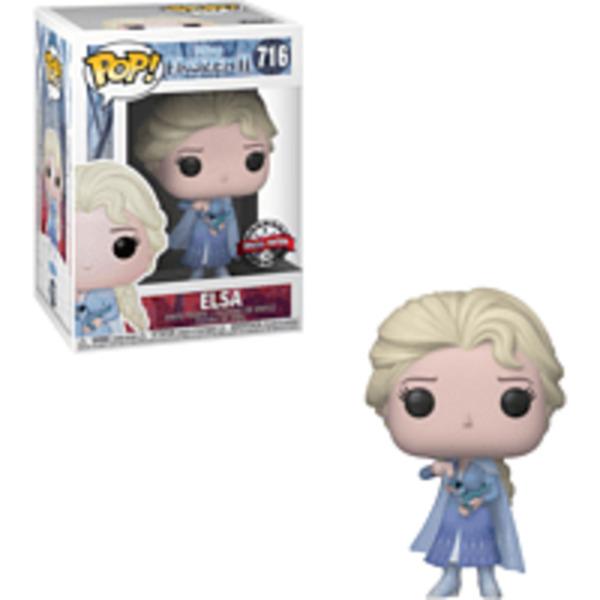 FUNKO UK POP Disney Frozen: ELSA  Vinyl Figur