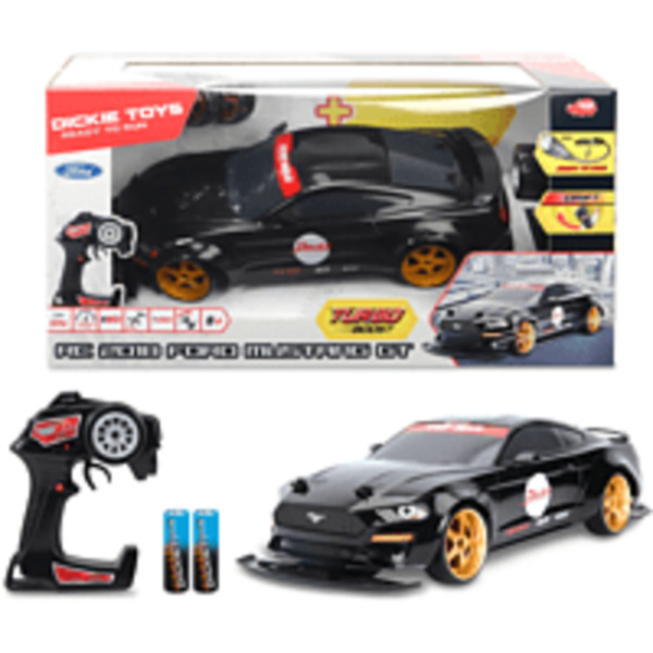 DICKIE TOYS RC Drift Ford Mustang R/C Spielzeugauto