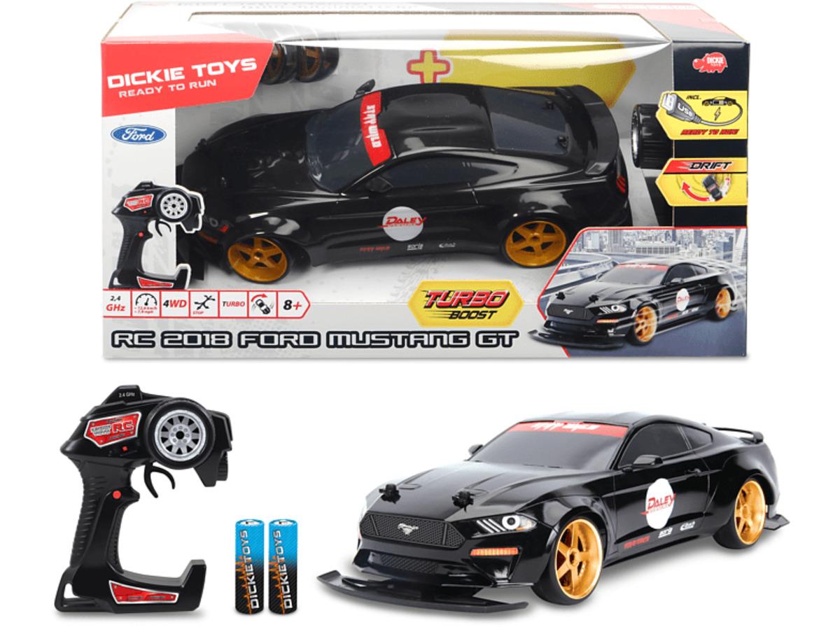 Bild 2 von DICKIE TOYS RC Drift Ford Mustang R/C Spielzeugauto