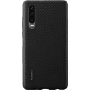 HUAWEI PU Case  für Huawei P Smart + (2019) in Schwarz