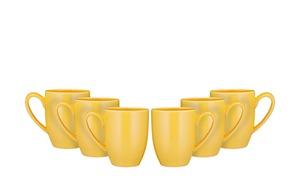 Kaffeebecher, 6-teiliges Set