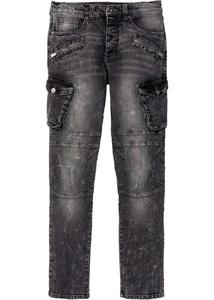 Slim Fit Stretch-Jeans, Straight