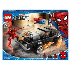 LEGO Marvel Super Heroes 76173 Spider-Man und Ghost Rider vs. Carnage