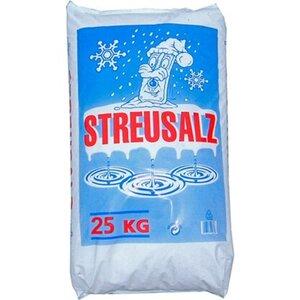 Streusalz im Sack 25 kg