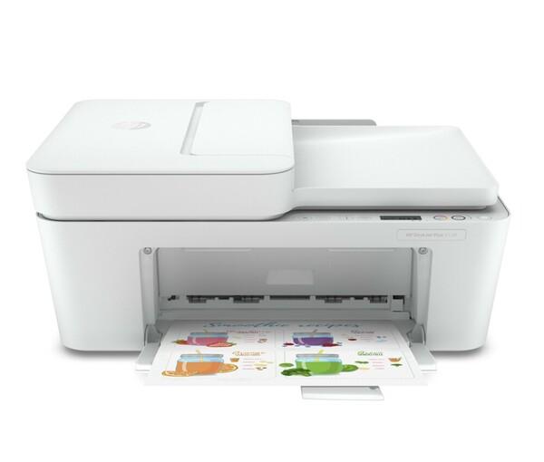 DeskJet Plus 4120 weiß Multifunktionsdrucker