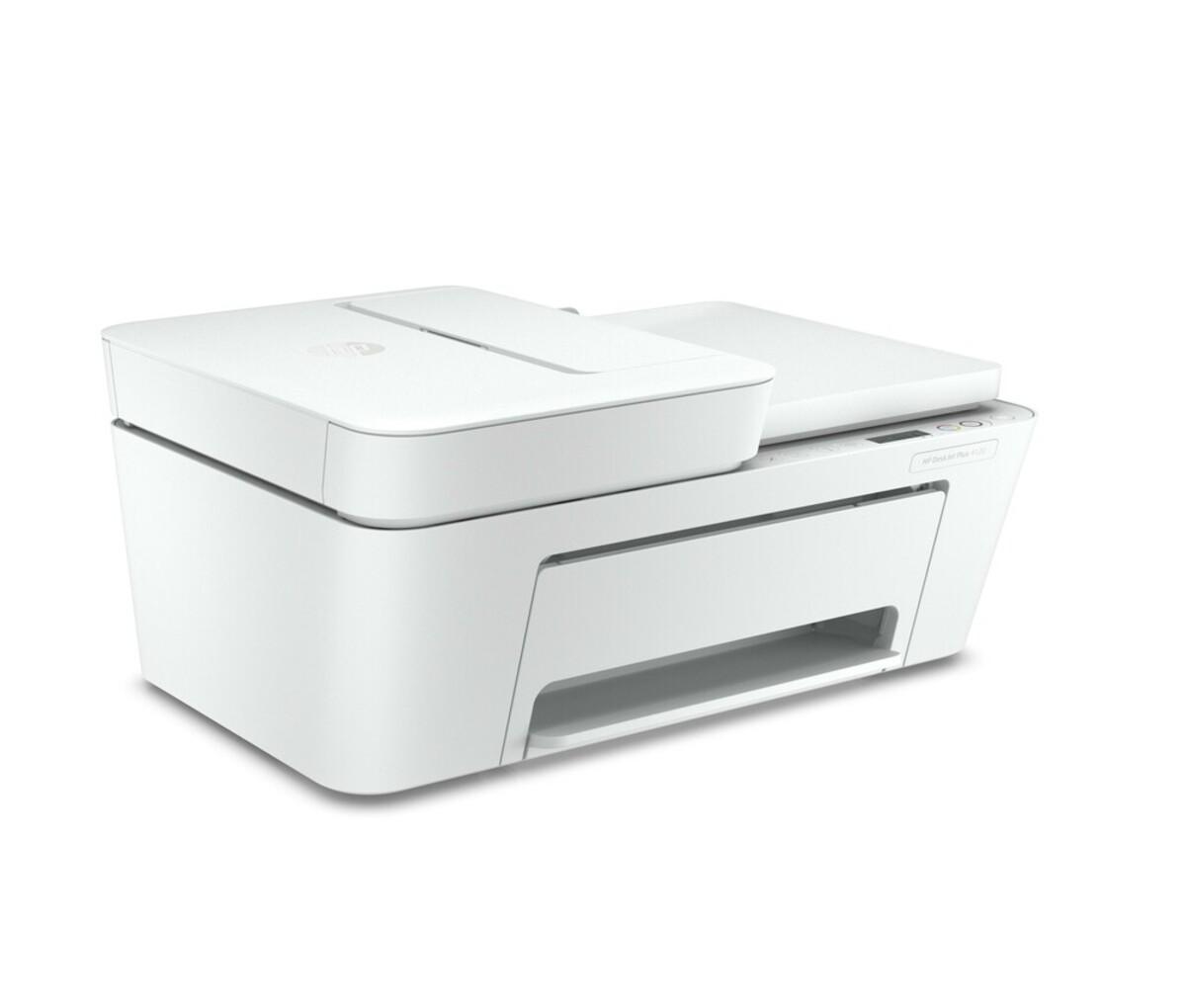 Bild 4 von DeskJet Plus 4120 weiß Multifunktionsdrucker