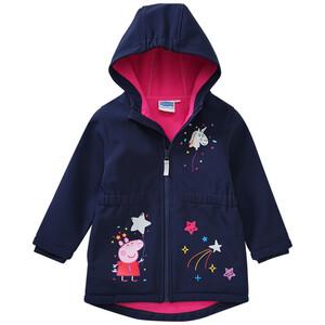 Peppa Pig Softshelljacke für Mädchen