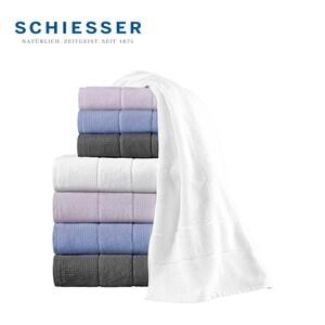 Frottier-Serie 100 % Baumwolle, 50 x 100 cm, Duschtuch 70 x 140 cm je 12,99 €
