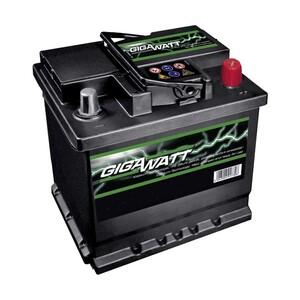 Starterbatterie für fast alle gängigen Fahrzeugtypen, 12 V 35 Ah - 12 V 90 Ah
