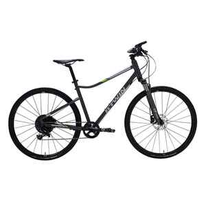 Cross Bike 28 Zoll Riverside 920 dunkelgrau