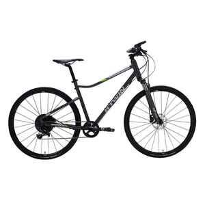 Cross Bike 28 Zoll Riverside 920 dunkelgrau