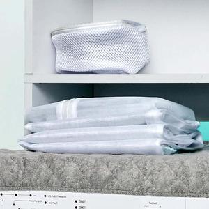 Wäschenetz mit Reißverschluss