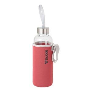 Sport-Trinkflasche mit Schlaufe, ca. 21x7x7cm, ca. 500ml