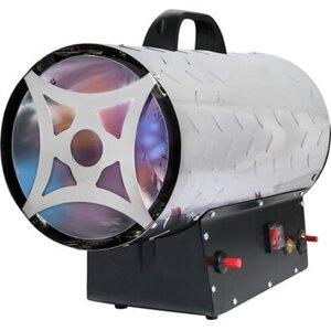 Rowi Gas-Heizgebläse HGH 30000/5 R Inox 33 kW EEK: A