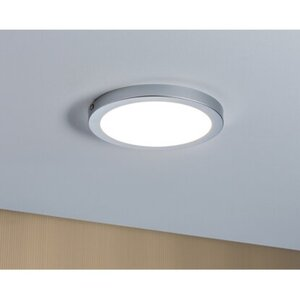 Paulmann LED-Panel Atria 15 W Rund Chrom matt EEK: A-A++