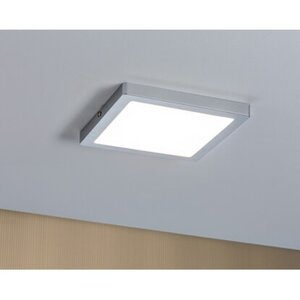 Paulmann LED-Panel Atria 16 W Eckig Chrom matt EEK: A-A++