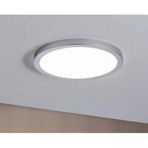 Paulmann LED-Panel Atria 19 W Rund Chrom matt EEK: A-A++
