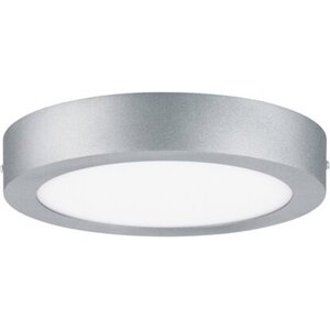 Paulmann WallCeiling LED-Panel Lunar Ø 22,5 cm Chrom EEK: A-A++