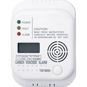Smartwares Kohlenmonoxid-Melder RM370 mit Display