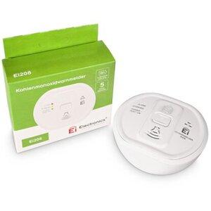 Ei Electronics Kohlenmonoxid-Melder Ei208 mit 10-Jahres-Batterie