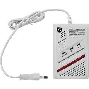 Smartwares 4-in-1 Kombi-Detektor Kohlenmonoxid- und Gas-Melder RM337