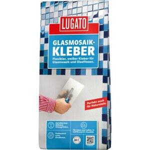 Glasmosaik-Kleber 5 kg Weißer Fliesenkleber
