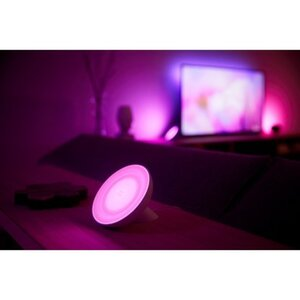 Philips Hue White & Color Ambiance LED-Tischleuchte Bloom Weiß 500 lm