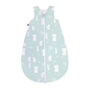Zöllner Babyschlafsack , 9040710500 , Mintgrün , Textil , Tier , 70 cm , 003309026513
