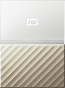 "WD »My Passport Ultra« externe HDD-Festplatte 2,5"" (2 TB)"