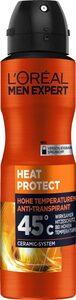 L'ORÉAL PARIS MEN EXPERT Deo-Spray »Heat Protect«, wirksamer Hitzeschutz bis 45°C