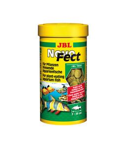 JBL Fischfutter NovoFect für pflanzenfressende Aquarienfische