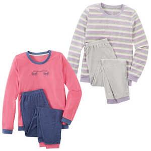 OYANDA®  Damen-Frottee-Pyjama