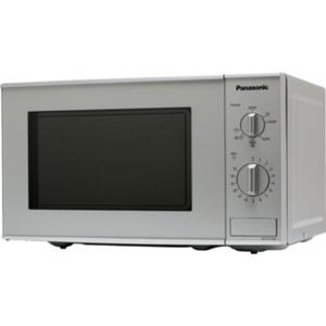 Panasonic NN-K121M Mikrowelle/Grill silber