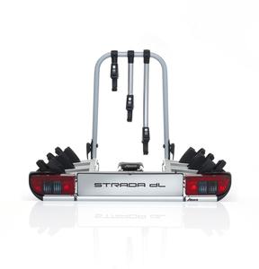 Atera Fahrradheckträger Strada DL 3 - Trägersystem für 3 Fahrräder