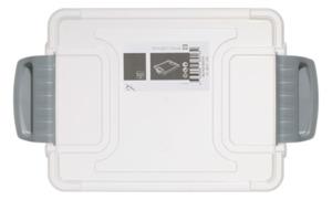 TARRINGTON HOUSE Unibox-Deckel, Mit Deckel 28 x 36 x 3.2 cm