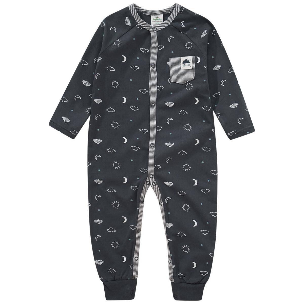 Bild 1 von Baby Schlafanzug mit Allover-Motiv