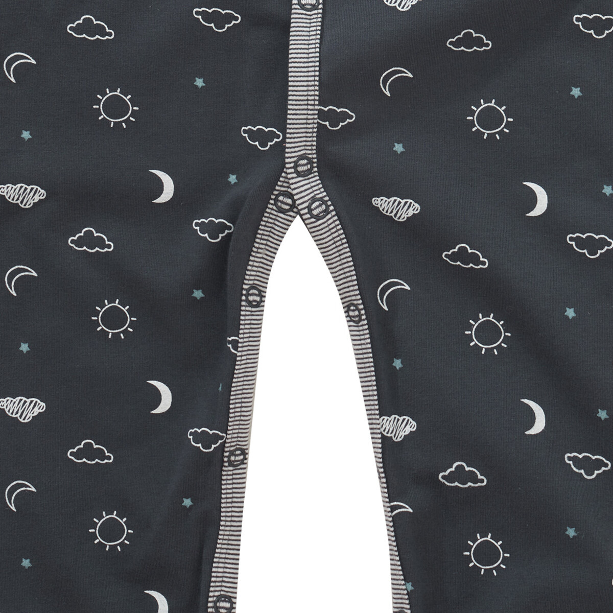 Bild 4 von Baby Schlafanzug mit Allover-Motiv