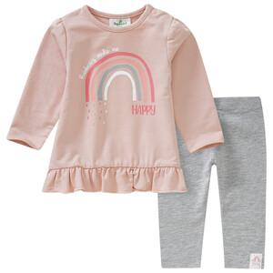 Baby Sweatshirt und Leggings im Set