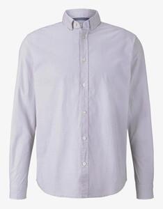 Tom Tailor - Gemustertes Stretch-Hemd