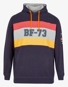 Big Fashion - Sweatshirt mit Kapuze