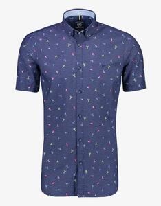 Lerros - Freizeithemd mit modischem Alloverprint
