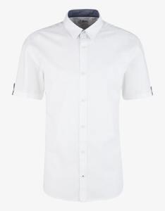 s.Oliver - Hemd mit Turn Up-Ärmeln