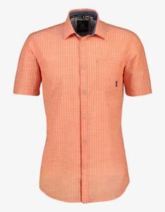 Lerros - Kurzarmhemd mit sommerlichem Streifen-Design