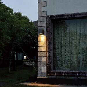 home24 LED-Wandleuchte Brillion II