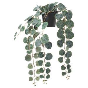 FEJKA Topfpflanze, künstlich, drinnen/draußen hängend/Leuchterblume